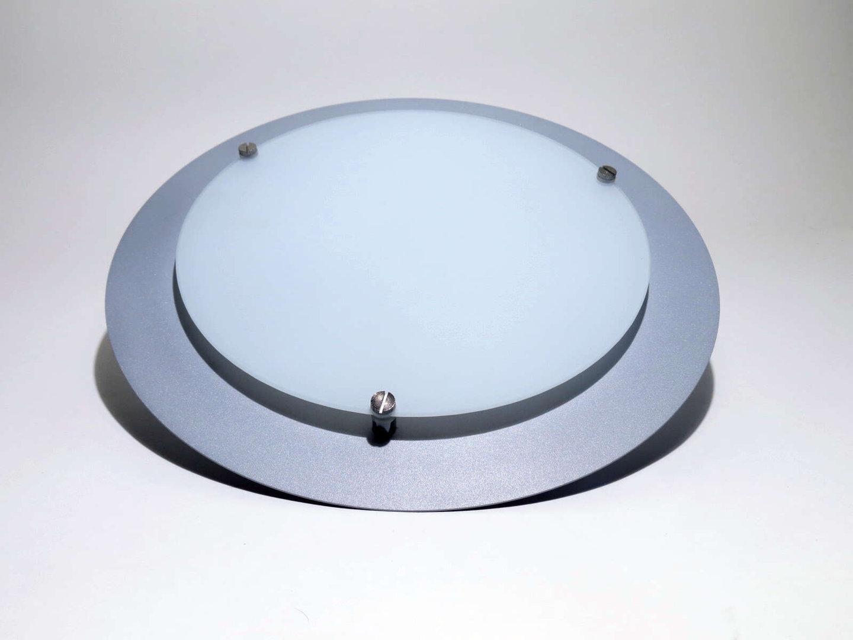 12v dometic deckenleuchte 310mm 3 leuchtmittel silber. Black Bedroom Furniture Sets. Home Design Ideas