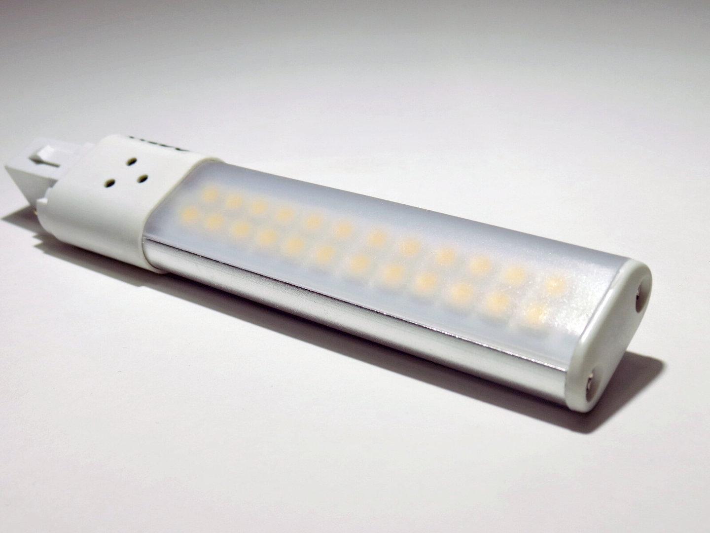 kompaktleuchte g23 24 smd 450 lumen. Black Bedroom Furniture Sets. Home Design Ideas