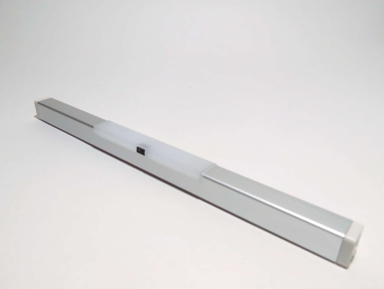 6v led batterieleiste ir sensor ein aus aus ein 30cm warmwei. Black Bedroom Furniture Sets. Home Design Ideas