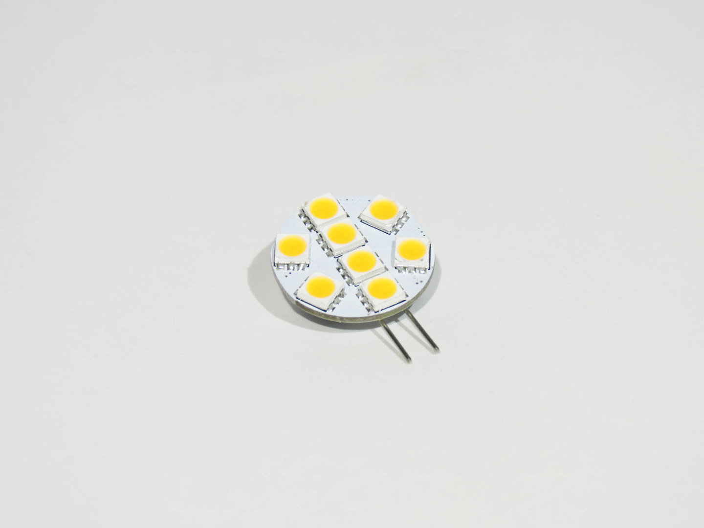 G4 H 8 LED SMD 10-30V warmweiß