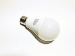 LED E27 low voltage bulbs for camper, caravan, boats