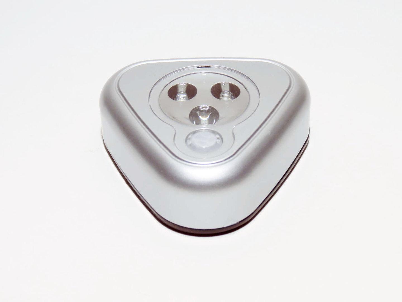 LED Unterbauleuchte,Schrankleuchte,Wohnwagen Bewegungsmelder warmweiß Batteriebe