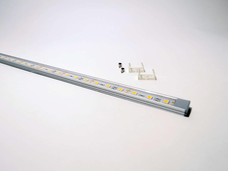lichtleiste 54 led smd 91cm in ip65 kaltwei. Black Bedroom Furniture Sets. Home Design Ideas