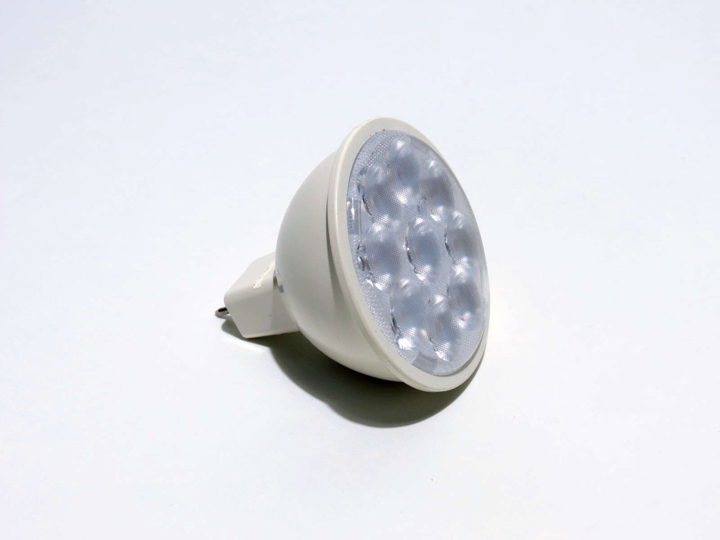MR16 GU5.3 Eco Power-LED 12V 5W 36° 350L warmweiß