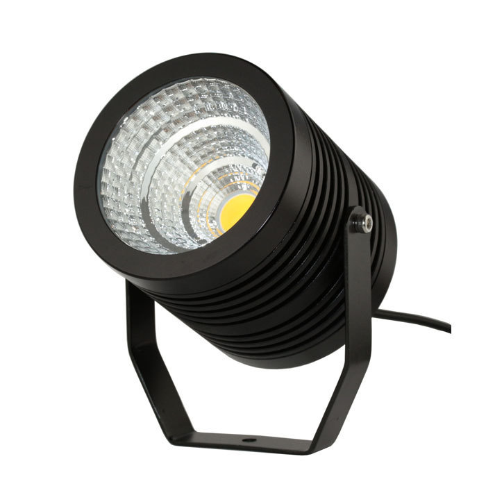 12V LED GARTENSPOT 10 WATT 600 LUMEN 3000K
