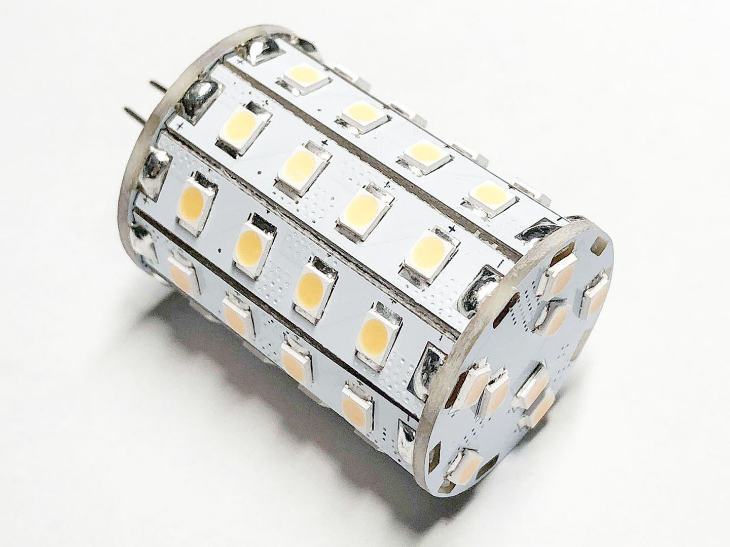 Stiftsockel G4 V 48 LED SMD 550L 10-30V warmweiß