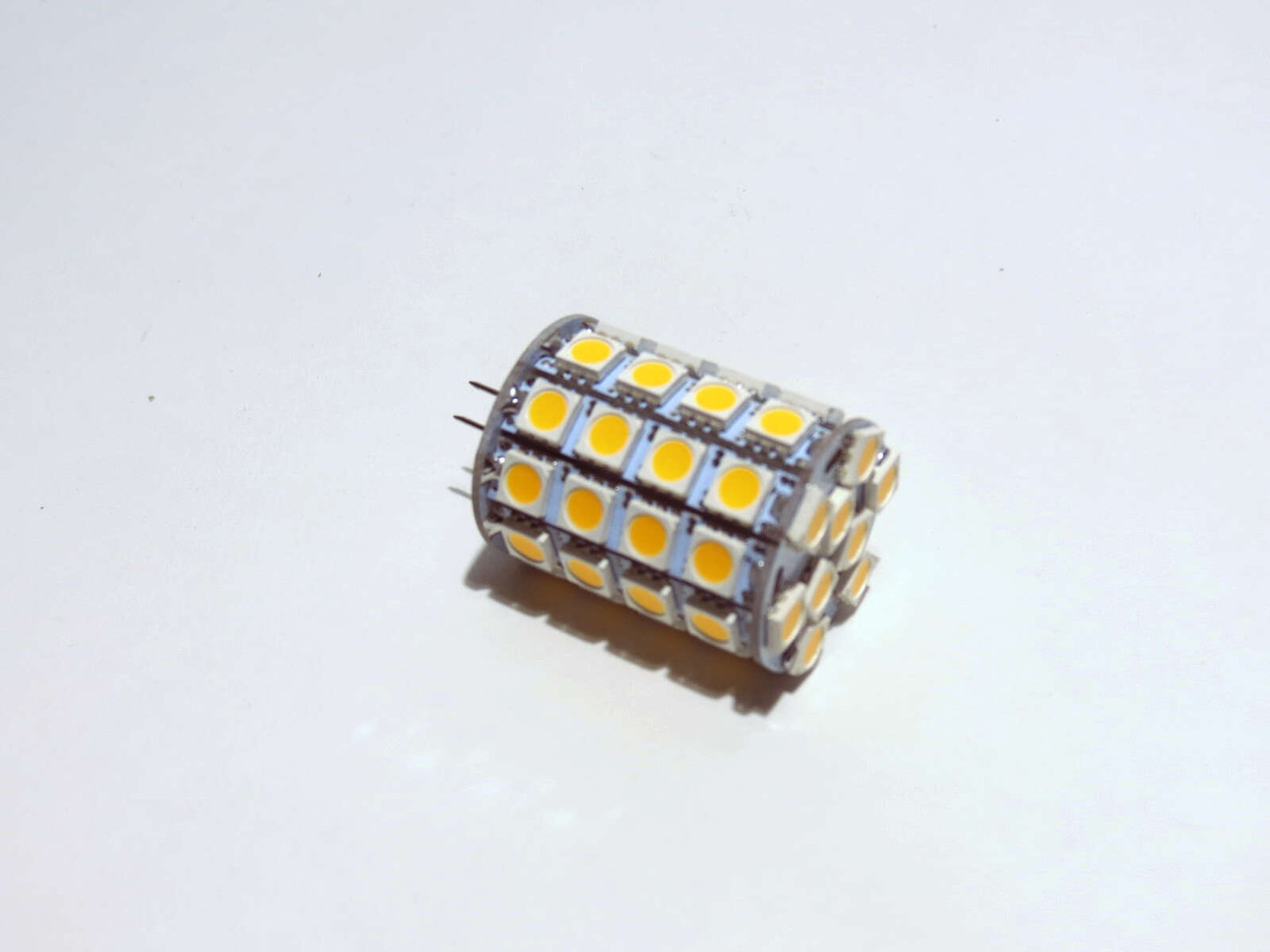 Stiftsockel GY6.35 49 LED SMD 540L 10-30V warmweiß