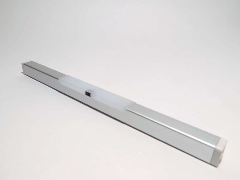 6V LED-Batterieleiste IR-Sensor Ein-Aus & Aus-Ein 30cm warmweiß