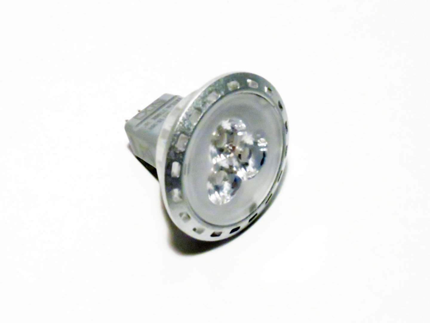 MR11 GU4 HighPower LED 2,5W 30° 10-30V warmweiß